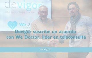 Acuerdo con We Doctor